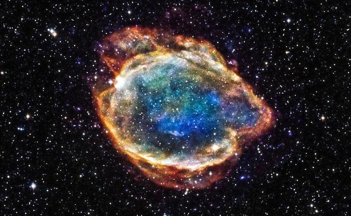 Pozostałości po Supernowej typu Ia