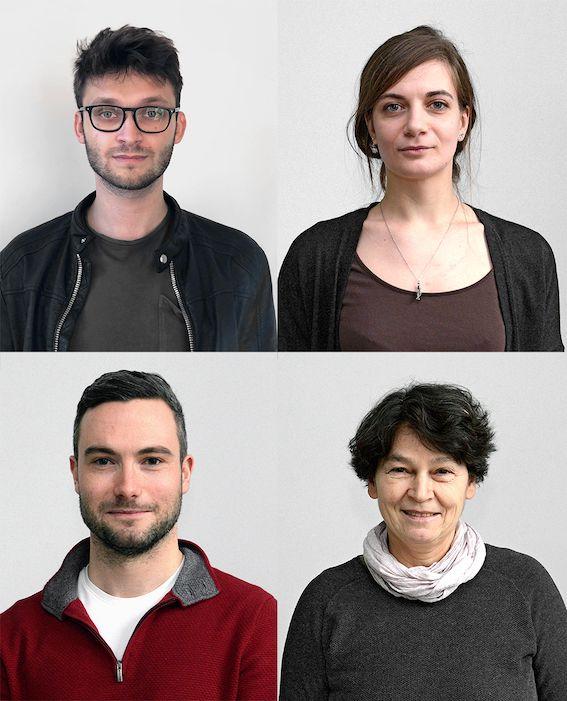 Autorzy badania: Michał Wójcik, Maria Nowicka, dr Michał Bola, prof. Anna Nowicka.