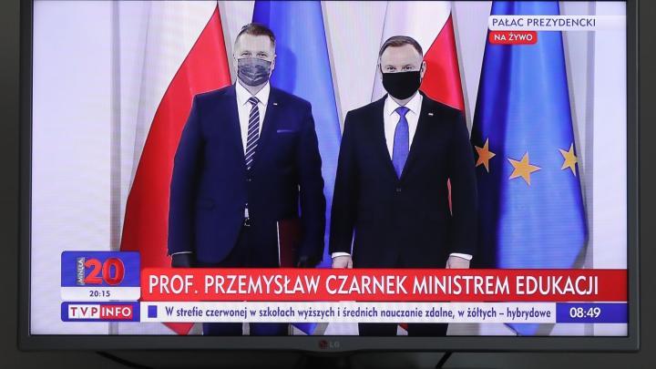Przemysław Czarnek powołany na ministra edukacji i nauki   Nauka w Polsce