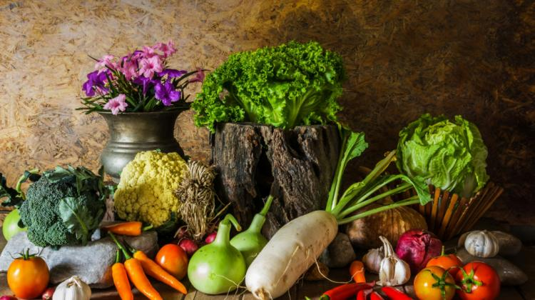 Historyk Kulinariów Dawna Dieta Współgra Z Naszymi