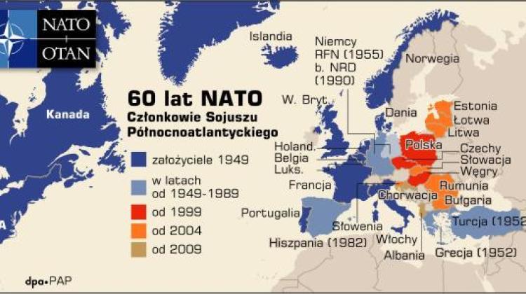 60 Lat Temu Powstalo Nato Nauka W Polsce