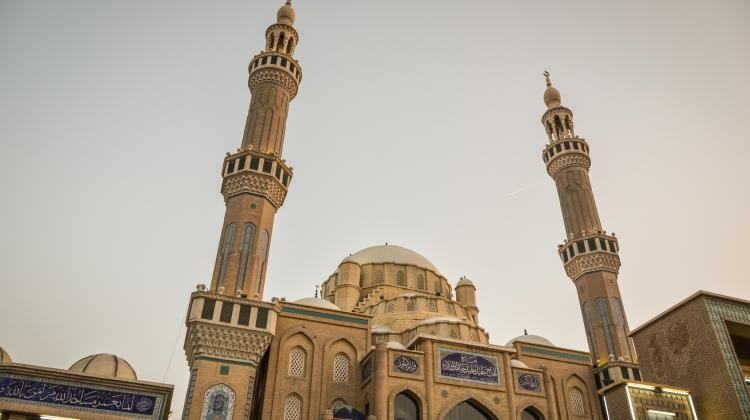 1.Meczet Jalil Khayat w Arbil, północny Irak, Fotolia