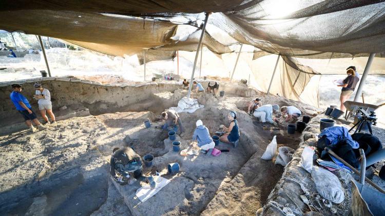 Źródło: Instytut Archeologii UJ